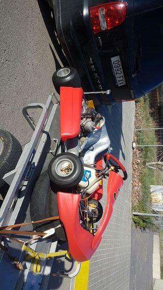 kart 125cc 2t 6v