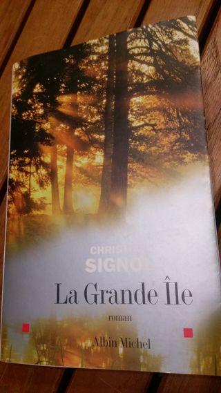 "Christian Signol ""La Grande Île"""