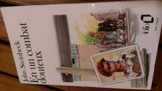 """John Steinbeck """"En un combat douteux"""""""