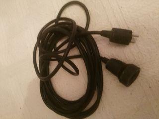 Cable de luz nuevo