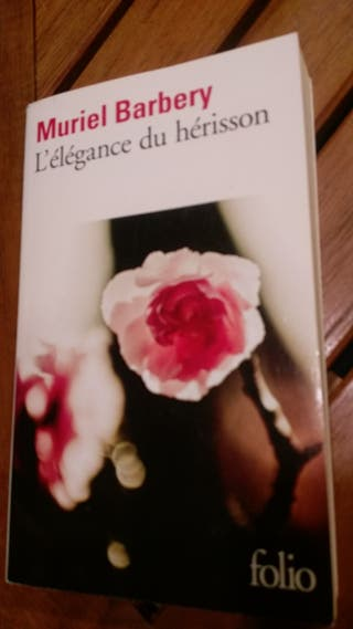 """Muriel Barbery """"L'élégance de hérisson"""""""