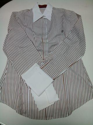 camisa señora Carolina Herrera