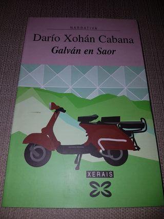 Galván en Saor. Darío Xohán Cabana