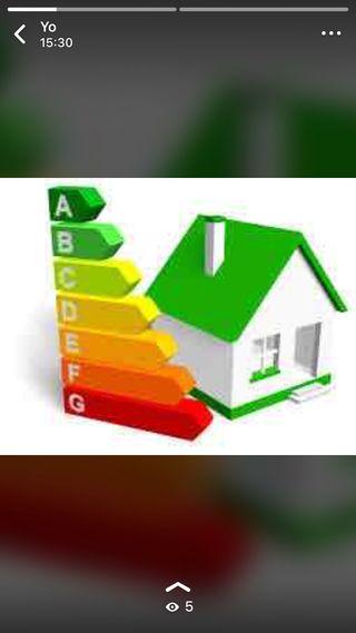 Certificado Eficiencia Energet