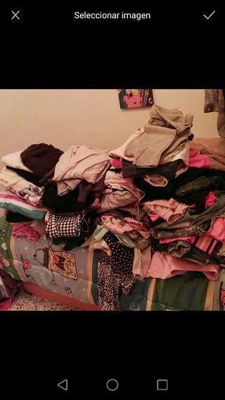 vendo lote de ropa que ay de todo