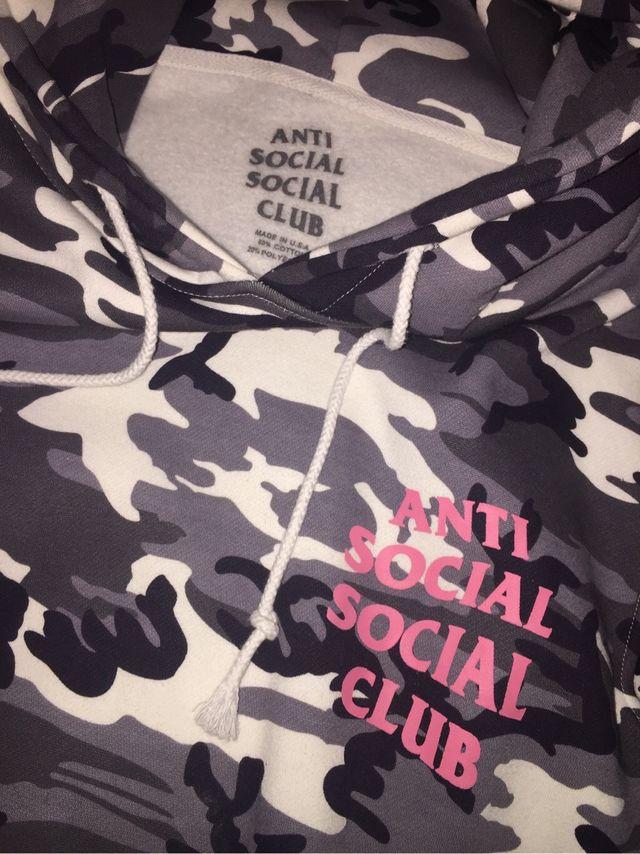Sudadera anti social club urge