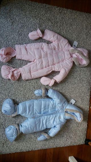 Buzo bebé sin usar