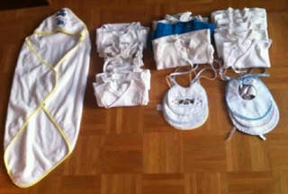 lote ropa 1 mes