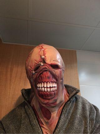 Mascara latex resident evil