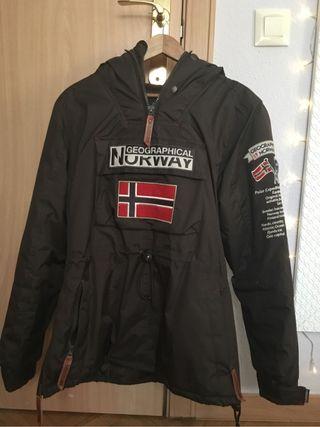 Oferta Abrigo geographical Norway unisex