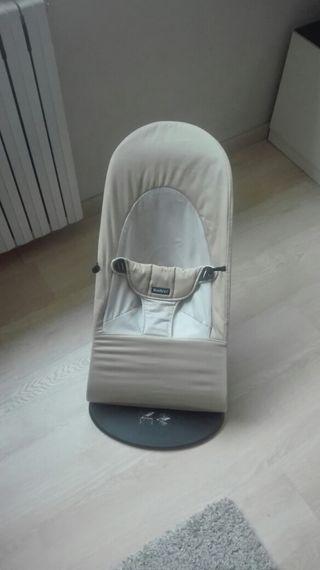 hamaca BabyBjörn. 1 mes de uso