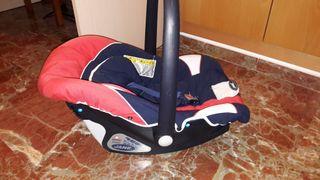 Silla-Capazo para coche niña y niño