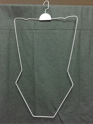 Perchas corsetería y lencería