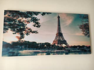 Cuadro decoración París
