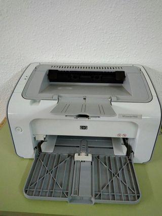 impresora LaserJet HP P1102