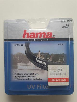 Filtro uv Hama 67mm