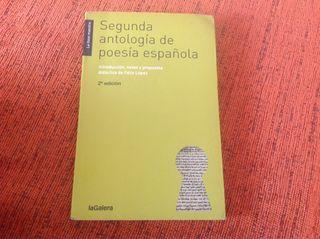 Segunda antologia de poesía española