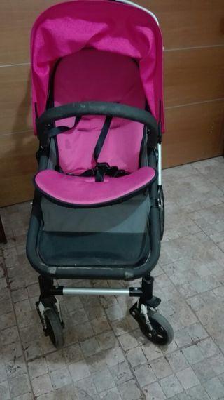 Carro de bebé boogabo
