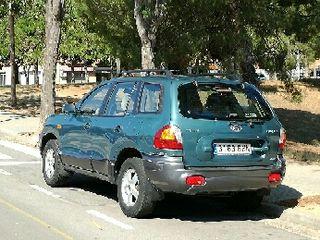 oferta del Hyundai Santa Fe 2000