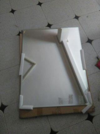 Espejo viselado 80*60 cm