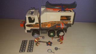 camion aventuras playmobil