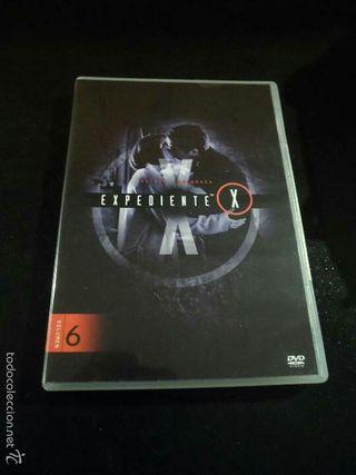 coleccion en dvd expediente X