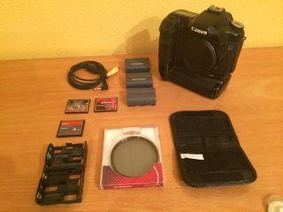 Camara Reflex Canon Eos 50D