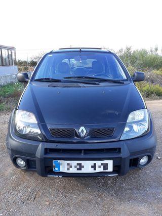 Renault megane Scenic 4x4