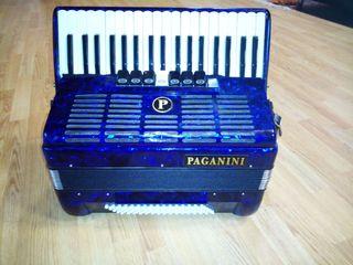 Acordeón Paganini