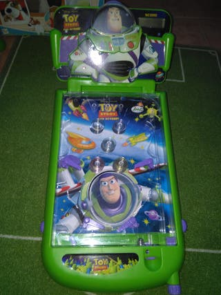 Pinball Toy Story