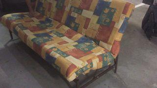 Sofa cama ideal para furgonetas