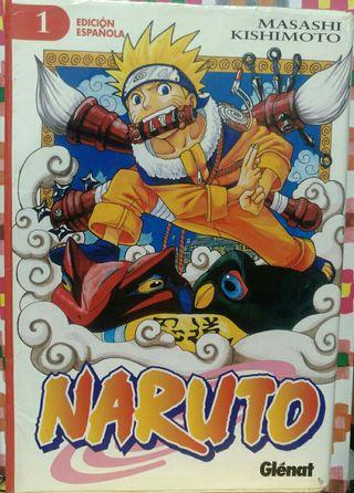 Cómic Naruto