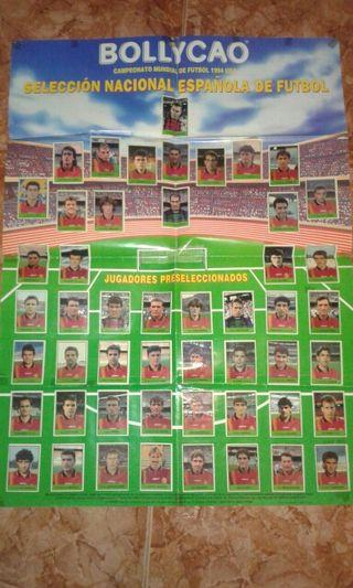 Póster del Campeonato Mundial de fútbol 94