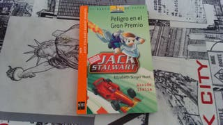 JACK STALWART: PELIGRO EN EL GRAN PREMIO