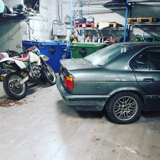 BMW Serie 5 1988 e34