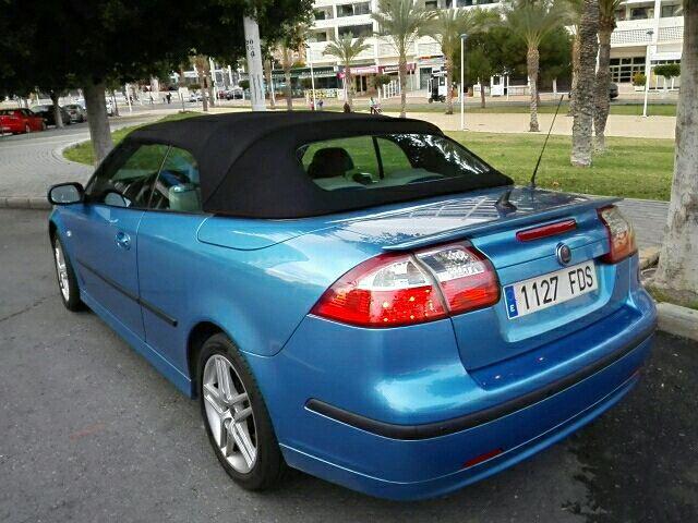 Saab 9-3 2006 CABRIO 1.9TDCI NUEVO ,SUPER CUIDADO