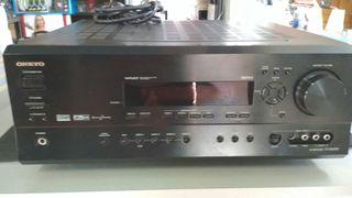 Amplificador audio 6.1