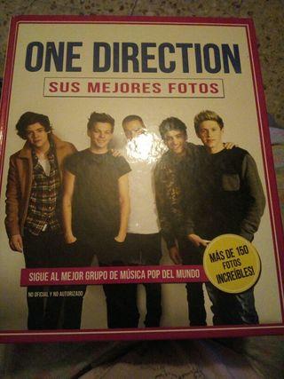 Vendo/Cambio libro de One Direction