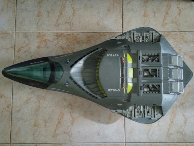 Nave Gi Joe Phantom X-19
