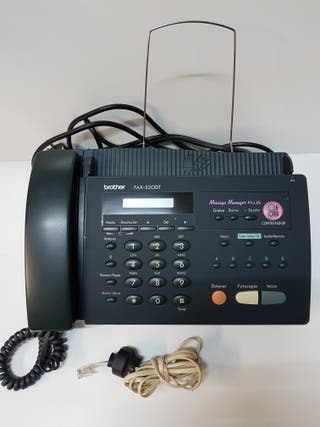 Telefono/fax/contestador