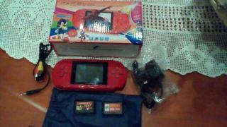 consola portatil pxp3 Game Station