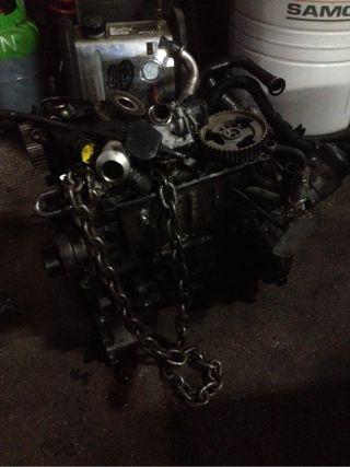 Despiece motor 1.4 HDI