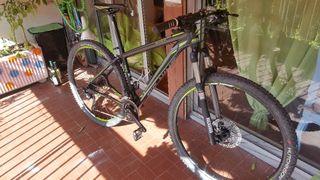 Bicicleta 29' Mérida Big nine tfs500 talla m 17