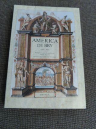 libro AMERICA DE BRY 1590-1634