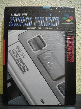 Playing with super power super nintendo snes