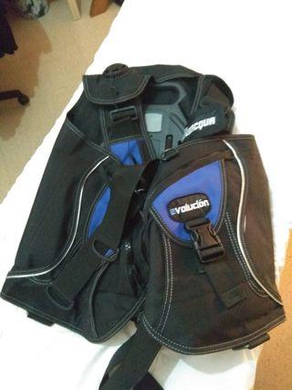 jacket de submarinismo