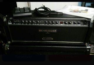 Amplificador de guitarra de 120W