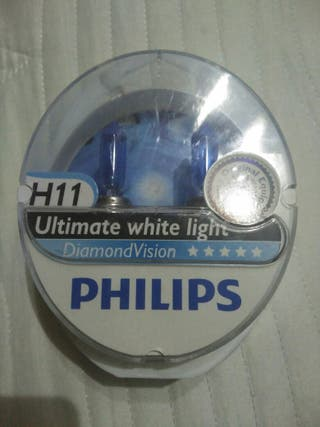Bombillas Philips H11 Diamond Vision