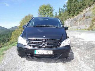 Mercedes-Benz Vito 113 (136cv) VIANIZADA 2011