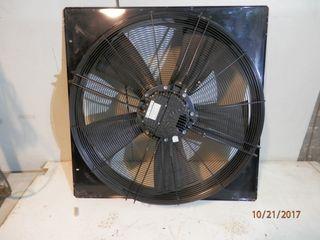Extractor ventilación